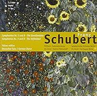 Die Unvollendete/The Unifinished : Symphony Nr.5 und 8/Symphonies No.5 and 8, Valses nobles―Deutscher Tanz/German Dance