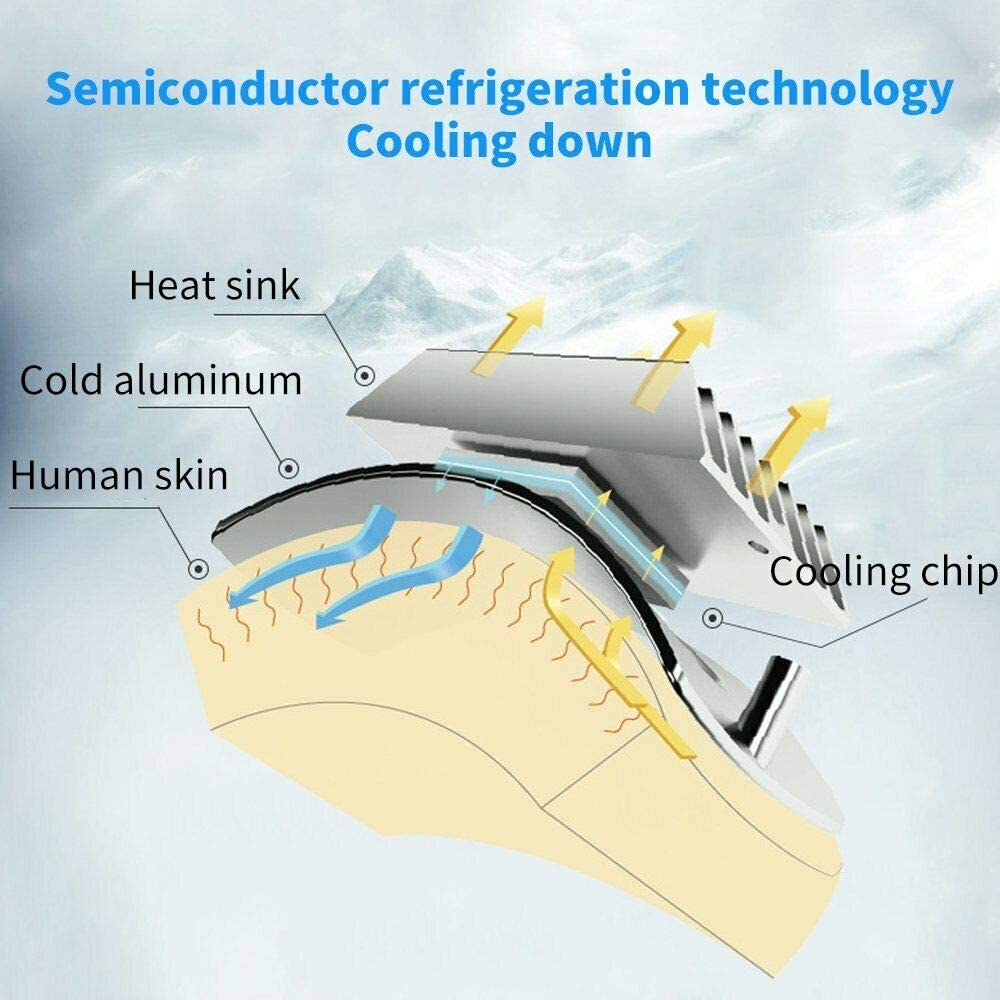 Air Cooler USB Micro Portable 2 in 1 Air Cooler Mini Electric Air Conditioner Scarf Cooling Portable Hanging Neck Fan,Air Cooler Black USB Hanging Neck Air Conditioner Hanging Neck Fan