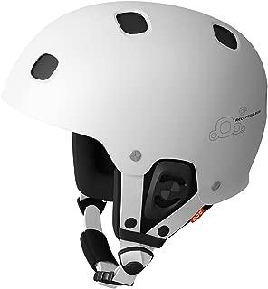 POC Receptor Bug Adjustable Helmet (White/Black, X-Small/Small, 51-54)