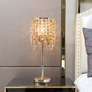 Lampe de Table Lampe Moderne Moderne Crystal Table Lampes Creative Princess Decoration De Mariage Décoration de Mariage La...