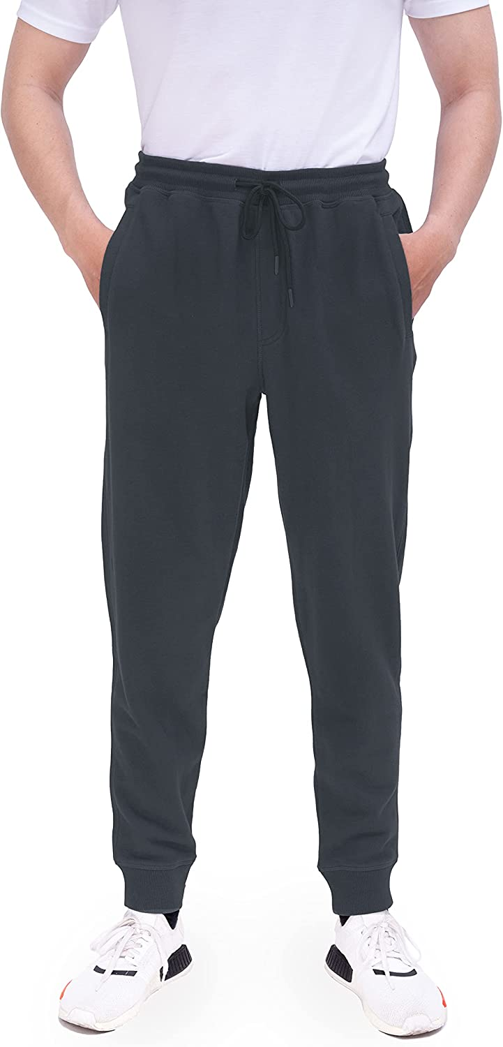 ONLEE Men's Relaxed OFFicial site Fit Active Max 56% OFF Str Breathable Sweatpants Fleece