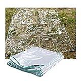 LIANGJUN Lona de protección, Impermeable PVC El Plastico Lonas Impermeable...