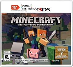 Minecraft New Nintendo 3DS Edition Nintendo 3DS by Mojang
