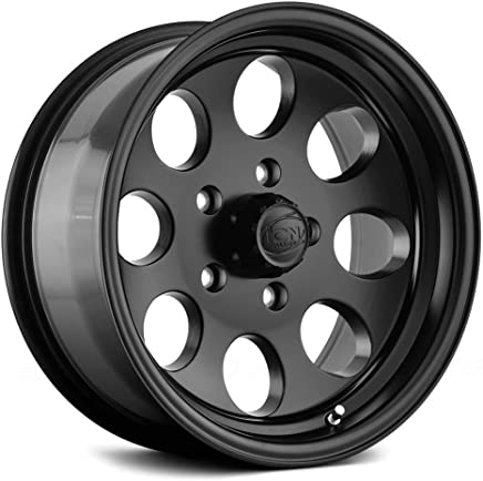 Ion Alloy 174 Black Beadlock Wheel 20x9//8x165.1mm