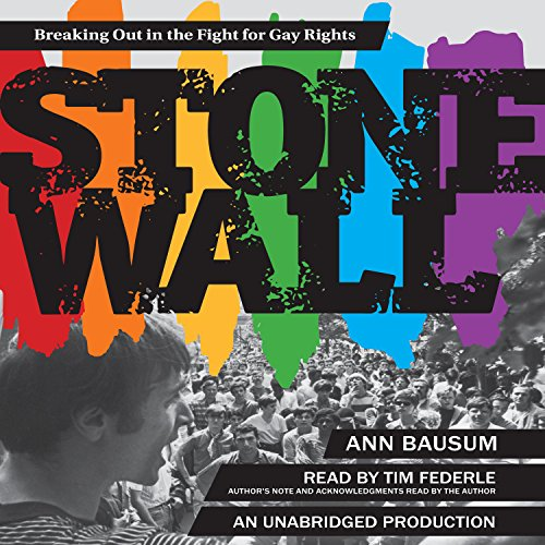 Stonewall audiobook cover art