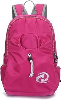 FTSUCQ Womens Nylon Waterproof Backpack Travel Daypack Tote School Shoulder Bags