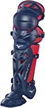 Mizuno Samurai Youth Baseball Shin Guards (Renewed)