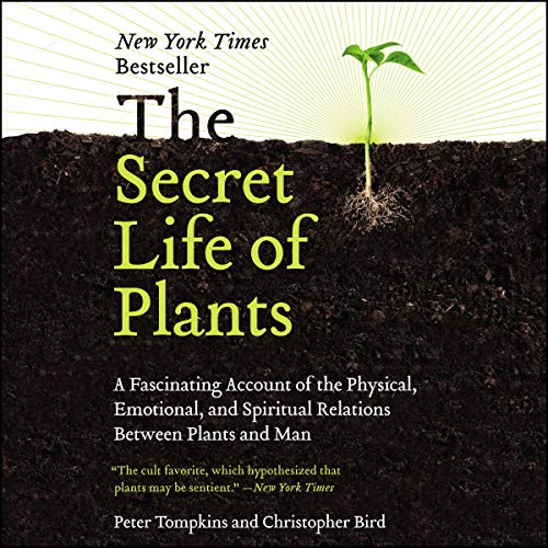 Page de couverture de The Secret Life of Plants