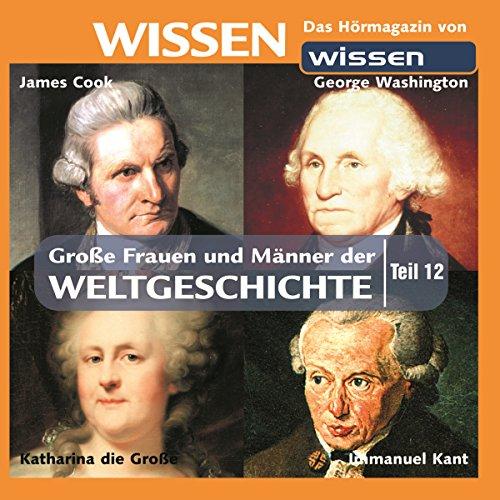 Große Frauen und Männer der Weltgeschichte 12 Titelbild