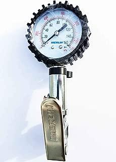63544 Merlin Tire Inflation Handle 3 Inch Pressure Gauge