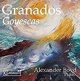Granados:Goyescas [Alexander Boyd] [Claudio Records: CR6039-2]