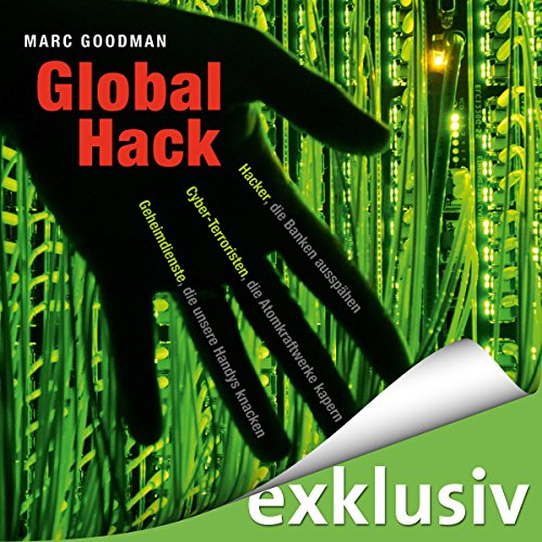 Global Hack audiobook cover art