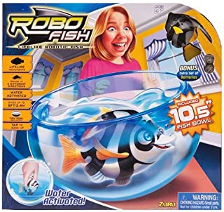 Robo Fish- Wave 5 Deep Sea W Foldable Bowl - NB913400 for Unisex