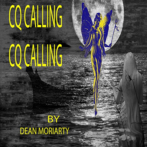 CQ calling, CQ calling audiobook cover art