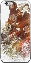 iPhone 6 Plus/6s Plus Pure Clear Anti-Shock Case Japanese Comic Manga Akatsuki Naruto Anime Anime Japan
