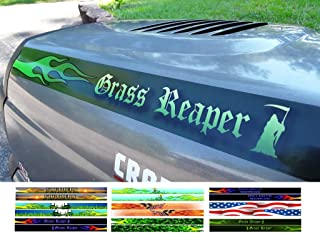 lawn tractor decals