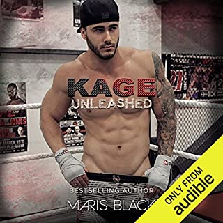 Kage Unleashed audiobook cover art