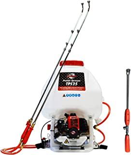 Tomahawk 6.6 Gallon Gas Power Backpack Pesticide/Fertilizer Sprayer for Mosquitoes and Ticks …