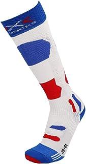 X-Socks, Chaussettes Ski Patriot 4.0 France Calcetines de esquí, Hombre