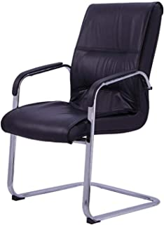 Sillón Las sillas de Escritorio, ergonómico Espalda Media Silla de Oficina Apoyabrazos Moderna Minimalista de tareas de Escritorio Silla de la computadora Silla Silla Taburete
