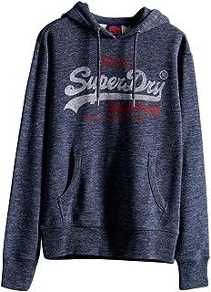 Superdry Men's Vl Premium Goods Hood Sweatshirt