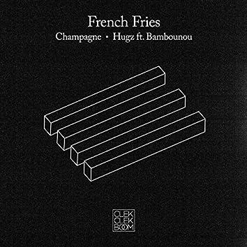 Champagne / Hugz - Single