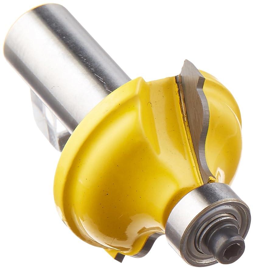 ストレージの前でYonico 13180 オジー フルート エッジング モールディング ルータービット L シャンク12.7mm(1/2インチ)
