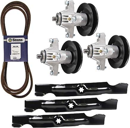Amazon com: Belts - Lawn Mower Replacement Parts: Patio