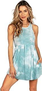 Tipsy Elves Cute Women's Sundresses with Pockets - Printed Summer Sun Dress