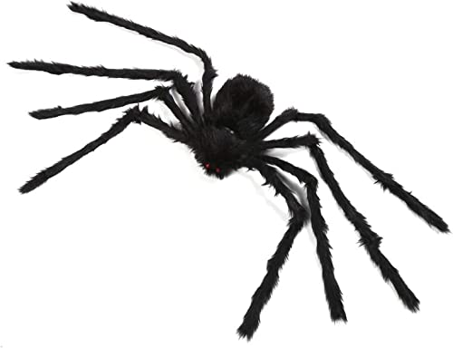 discount yosager lowest Outdoor Halloween Decorations, Big Scary popular Spider House Party Yard Decoration, 5ft online