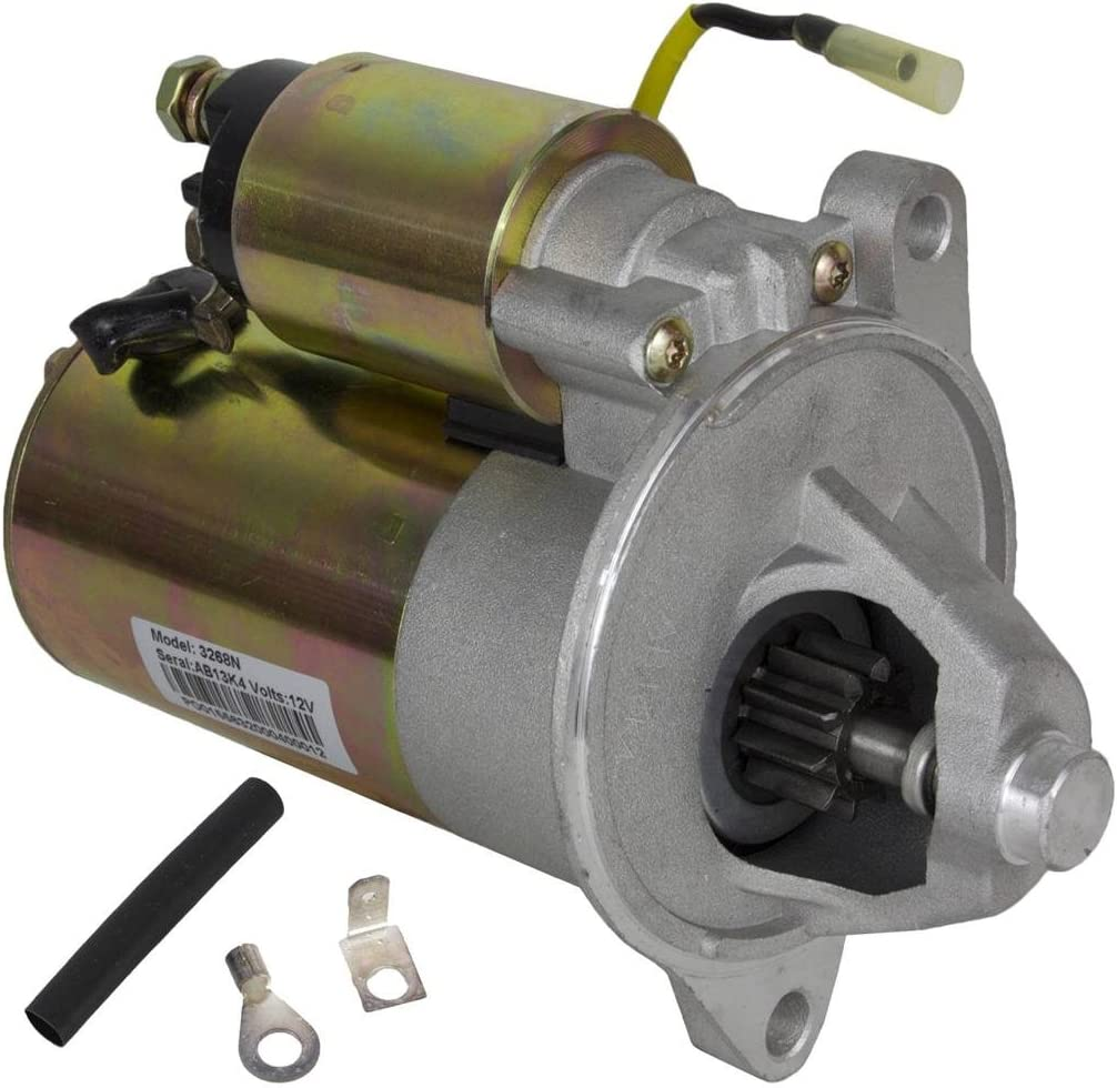 2021 Rareelectrical Bargain New Gear Reduction Starter W Compatible Kit Motor