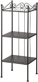 IKEA Ronnskar Shelf Unit Black 100.937.63 Size 16 1/2x40 1/2