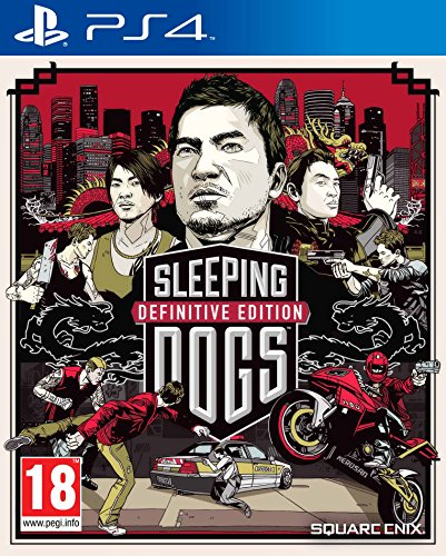 Square Enix Sleeping Dogs Definitive Edition, PS4 Básico PlayStation 4 Inglés, Italiano vídeo - Juego (PS4, PlayStation 4, Acción / Aventura, M (Maduro), Soporte físico)