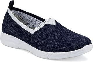 91.TRV910044 Lacivert Kadın Comfort Ayakkabı