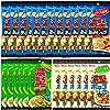 【Amazon.co.jp限定】 東ハト 濃堅パック 3種アソート 計24袋入 【BL】
