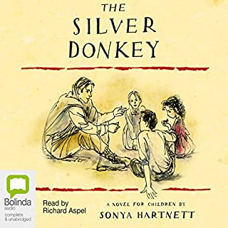 The Silver Donkey cover art