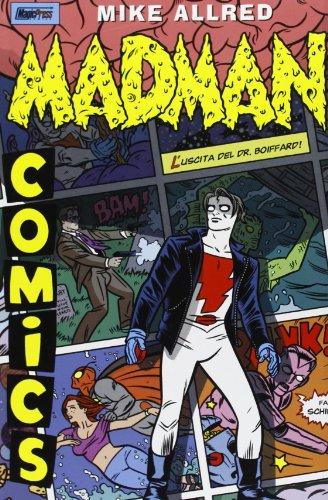 Madman Comics vol.03 (di 4) [Fumetto] by Mike Allred
