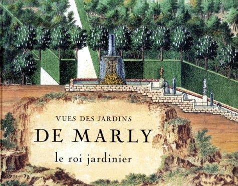 Vues des jardins de Marly