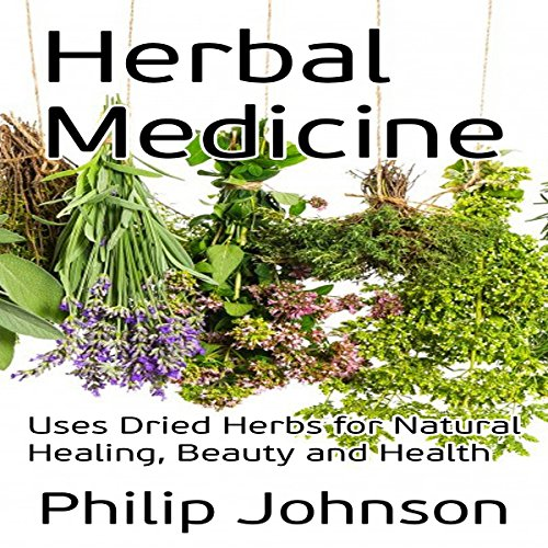 Herbal Medicine audiobook cover art