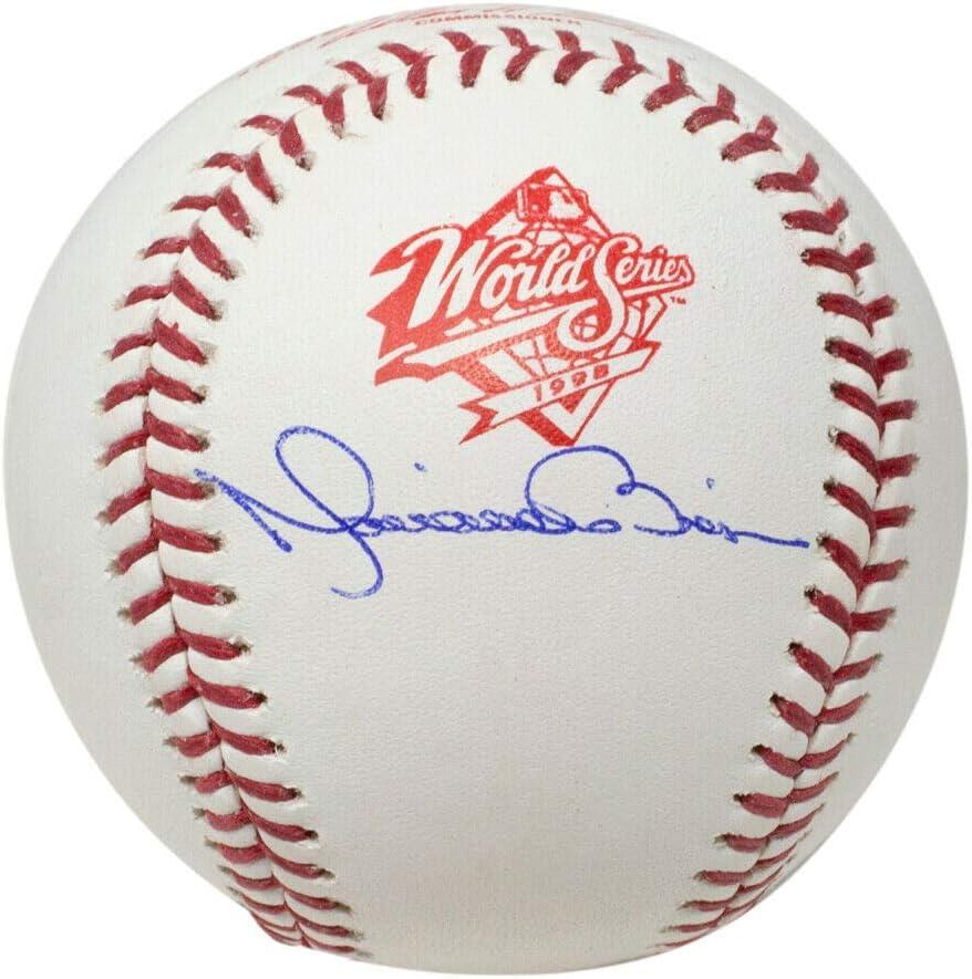 Purchase Mariano Rivera Signed New York In stock 1998 Series MLB+Fa World Baseball
