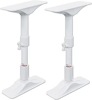 平安伸銅工業 家具転倒防止突っ張り棒 ホワイト取付高さ27~35cm REQ-27