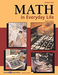 Math in Everyday Life