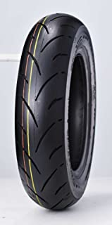 "140/60-13 MC Tubeless Scooter Tire, 57L, Front/Rear Motorcycle/Moped 13"" Rim"
