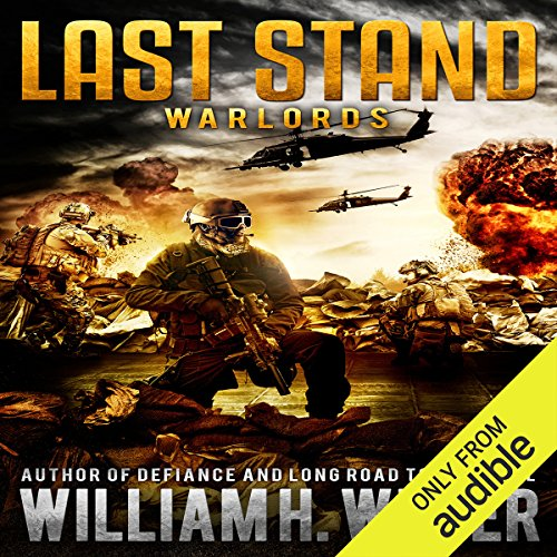 Last Stand: Warlords  cover art