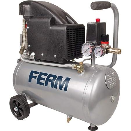 Ferm Kompressor 1 5ps 1100w 24l Baumarkt