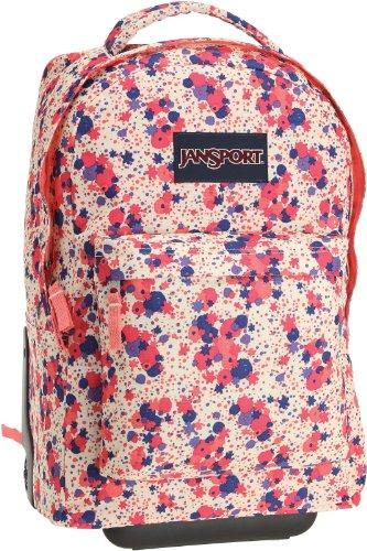 JanSport Wheeled Superbreak Backpack - Baja Sunset
