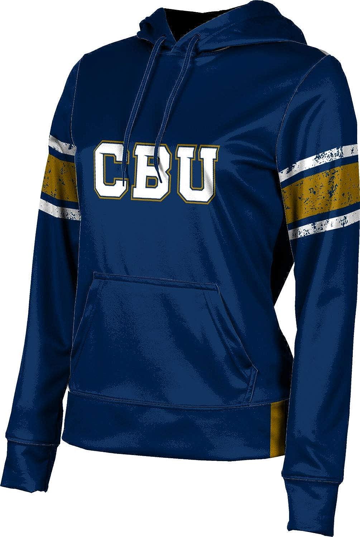 ProSphere California Baptist University Girls' Pullover Hoodie, School Spirit Sweatshirt (End Zone)