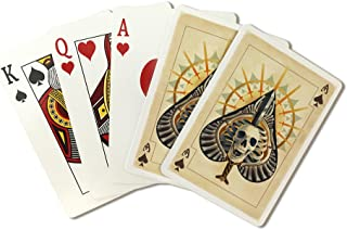 Ace of Spades - Playing Card (Playing Card Deck - 52 Card Poker Size with Jokers)
