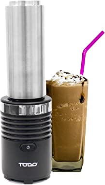 TODO Personal Health Blender with Thermo Stainless Steel Drink Bottle