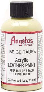Angelus Leather Paint 4 Oz Beige Taupe